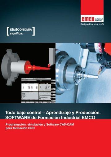 EMCO software - Festo Didactic