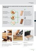 + + DOMINO dübelező rendszer - Festool - Page 6