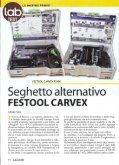 Seghetto alternativo PS 400: un prodotto al top - Festool - Page 2
