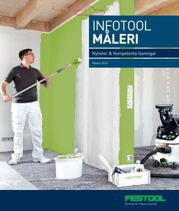 INFOTOOL MÅLERI - Festool