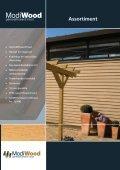 Modiwood accessoires Alure aluminium profielen ... - Fetim - Page 3