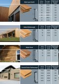 Modiwood accessoires Alure aluminium profielen ... - Fetim - Page 4