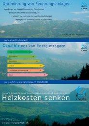 Heizkosten senken - Feuerungskontrolle.ch