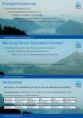 Heizkosten senken - Feuerungskontrolle.ch - Seite 2
