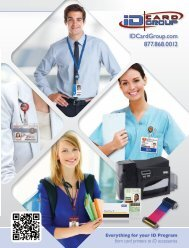 ID Card Group - Product Catalog (Printers, Prox Cards ... - ThomasNet