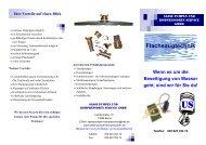 Flachsaugtechnik - Sasse Pumpen und Kompressoren Service GmbH