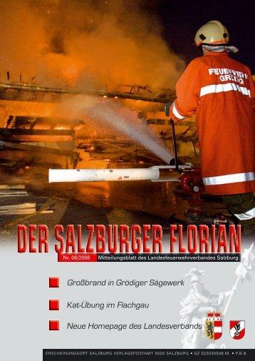 Florian 06/2008 - Landesfeuerwehrverband Salzburg
