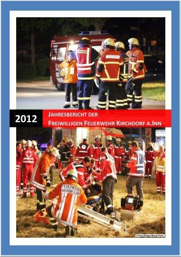 2012-Jahresbericht -1-2-6 - Freiwillige Feuerwehr Kirchdorf a.Inn