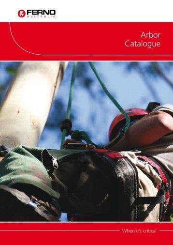 Arbor Catalogue - Ferno