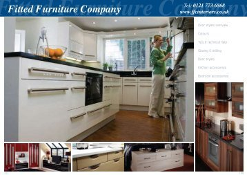Tel - The Fitted Furniture Company