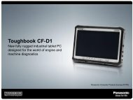 Toughbook CF-D1 - FFcompany