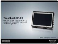 Toughbook CF-D1 - FFcompany