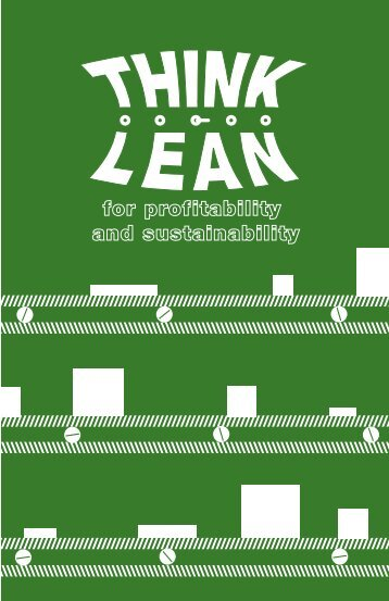 Think Lean for Profitability and Sustainability - Franklin Furniture ...