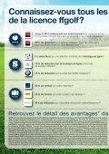 Livret Jouer au golf - Fédération Française de Golf - Page 4