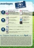 Livret Jouer au golf - Fédération Française de Golf - Page 5