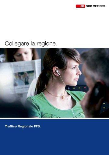 Collegare la regione. - FFS