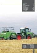 FENDT-QUADERBALLENPRESSEN 990 • 1270 ... - Fendt LK Tech - Seite 3