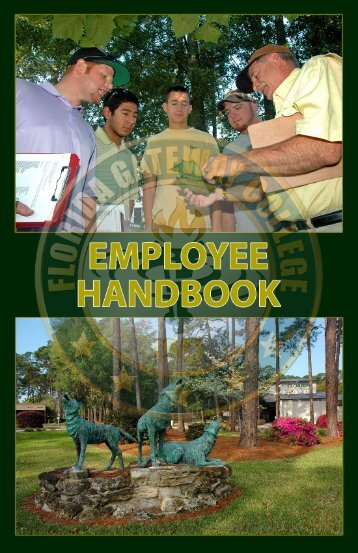 Employee Handbook - Florida Gateway College