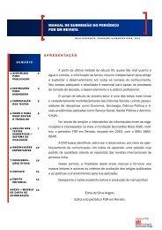 Participe! - Fundação Guimarães Rosa