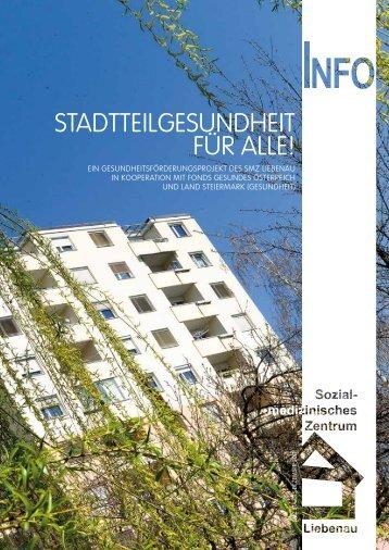 STADTTEILGESUNDHEIT FüR ALLE! - Fonds Gesundes Österreich