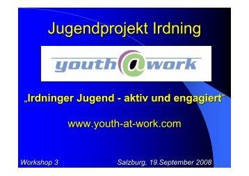 Präsentation Zentner (Workshop 3) - Fonds Gesundes Österreich