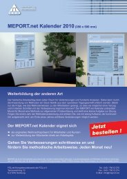 MEPORT.net Kalender 2010(350 x 500 mm) Jetzt bestellen ! - FGLnet