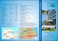 Mit den Bachelor - Fachhochschule Oldenburg/Ostfriesland ...