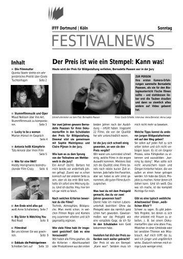 Sonntag, 22. April 2007 - femme totale