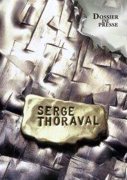 Dossier de presse Atelier Serge Thoraval - fhcom