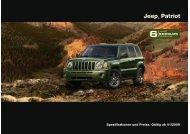 Jeep® Patriot - Autohaus Bohnes