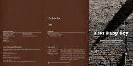 Téléchargez la brochure - Cannes International Film Festival