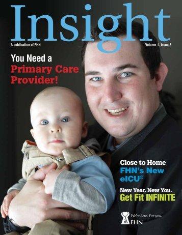Primary Care Provider! - FHN