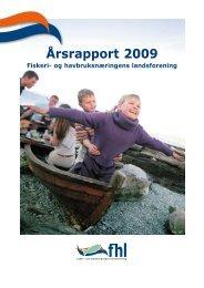 Årsarapport FHL 2009