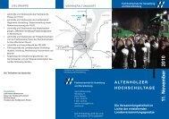 11. November 2010 - FHVD - Fachhochschule für Verwaltung und ...