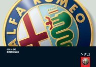604_38_045 Radio Nav MiTo NL:604.31.870 RAdio ... - Fiat-Service
