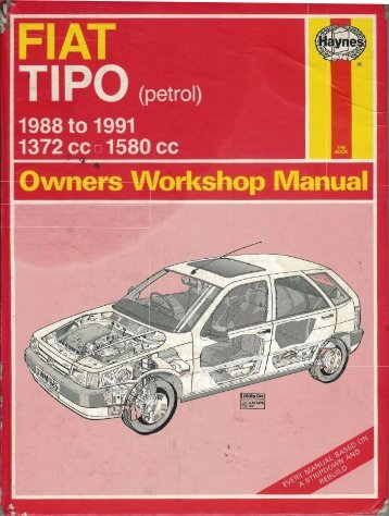 Owners Workshop Manual