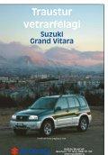 Sundriðið á VW Bjöllu yfir fallvötn Sundriðið á VW Bjöllu yfir ... - Fíb.is - Page 3