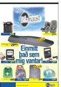 Sundriðið á VW Bjöllu yfir fallvötn Sundriðið á VW Bjöllu yfir ... - Fíb.is - Page 7