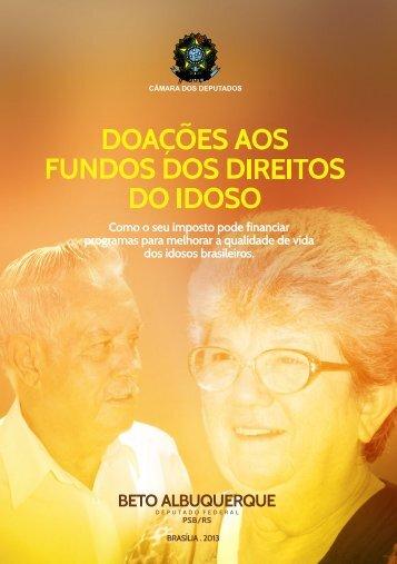 Doações aos Fundos dos Direitos do Idoso