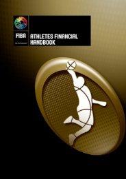 Athletes' Financial Handbook - Fiba