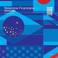 Relazione Finanziaria Annuale al 31 Dicembre 2012 - Fiat SpA