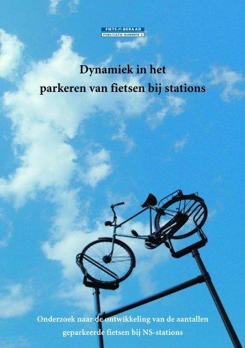 Dynamiek in het parkeren van fietsen bij stations - Fietsberaad
