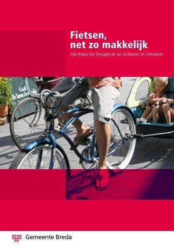 fietsnota Breda hfd.pdf - Fietsberaad