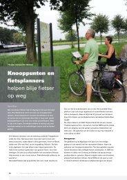 Knooppunten en fietsplanners_Rv28.pdf - Fietsberaad