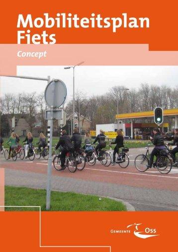 Mobiliteitsplan Fiets - Fietsberaad