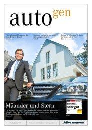 Die S-Klasse ist 2009 stark und sparsam wie nie - Jürgens Gmbh