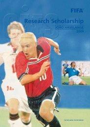 João Havelange Research Scholarship - FIFA.com