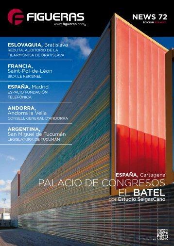 Palacio De congresos el Batel - Figueras