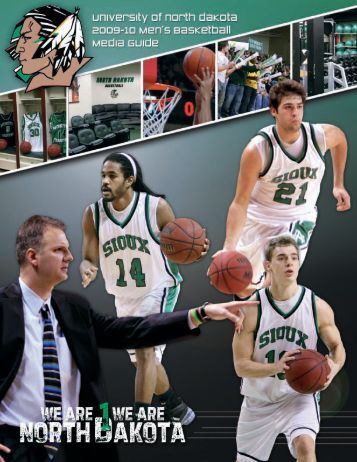i chose uND because its a program on the rise, it's close to home ...
