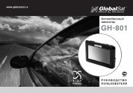 GlobalSat GH-801 - GPS info